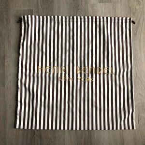HENRI BENDEL • Large Dust Bag